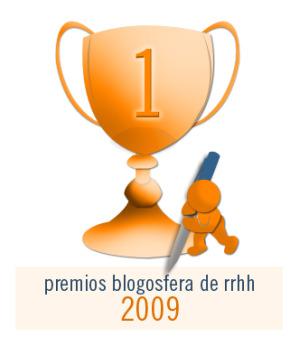 Liderazgo en la Era de la Colaboración, ganador del Premio Blogosfera de RRHH 2009